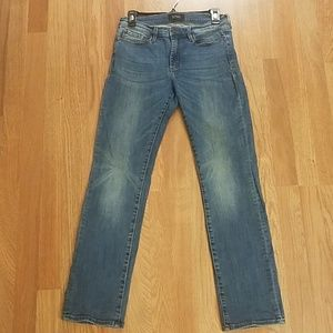 Buffalo David Bitton Faith Straight Leg Jean